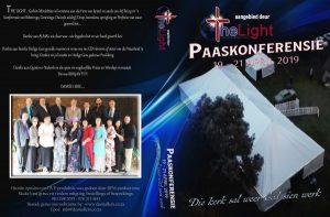 Paaskonferensie 8 DVD reeks